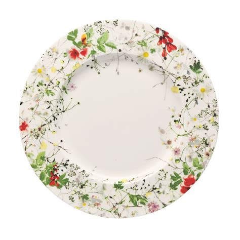 Rosenthal Fleurs Sauvages by Brillance Fleurs Sauvages Plate Selection