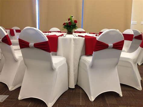 Spandex Lycra Banquet Chair Covers International