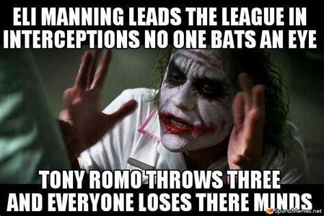 Manning Memes - eli manning and romo meme