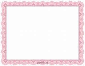 Certificate Border Vector Free Download | www.imgkid.com ...