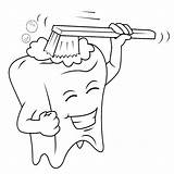Teeth Brush Clipart Dentist Coloring Transparent Colouring Dental Cartoon Games Webstockreview Smile Drawings Healthy Pngfind Touch sketch template