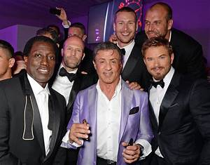 The Expendables 3 Dinner & Party - V Fashion World