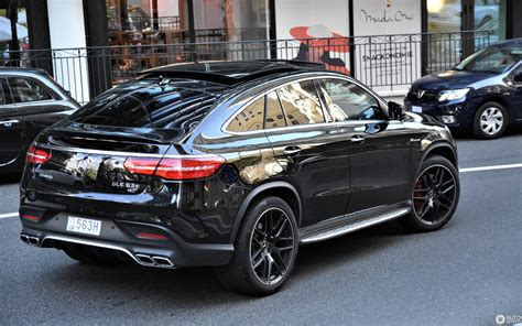 View similar cars and explore different trim configurations. Mercedes-AMG GLE 63 S Coupé - 4 september 2019 - Autogespot