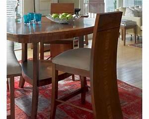 Somerton Dwelling Counter Height Dining Set Milan SO-153-68SET
