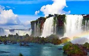 Waterfall Wallpaper High Quality