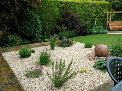 gravel  water garden area garden  jane harries