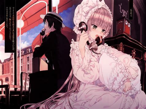 Gosick  Gosick Wallpaper (33473911) Fanpop
