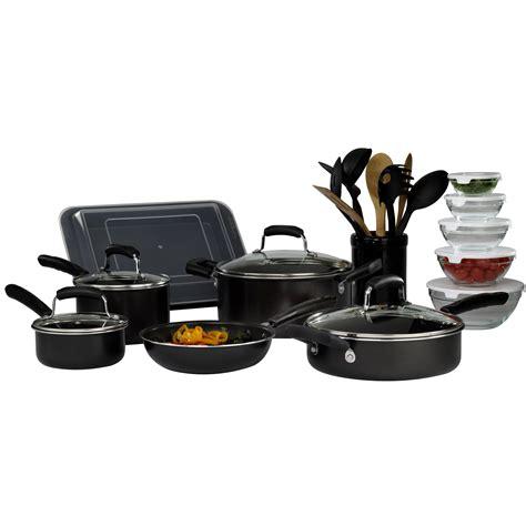 cookware essentials basic pc aluminum mega kitchen