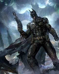 jeremy chong - Batman Arkham Knight Fan Art