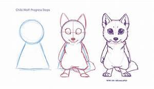 Little tutorial... Chibi Wolf! by Wyn-de-Weynilard on ...
