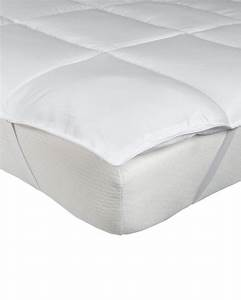 super microfibre super king size mattress topper homescapes With best mattress topper for king size bed