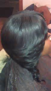Quick Weave Layered Bob Hairstyles