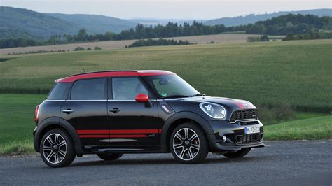 mini countryman cooper works hd wallpaper