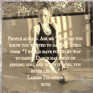Ballet Quotes And Sayings Funny. QuotesGram