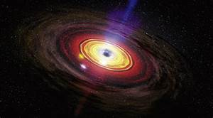 The giant black hole at the center of our galaxy has ...