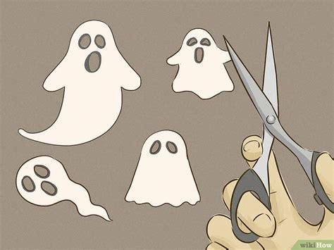 5 formas de hacer decoraciones de Halloween wikiHow