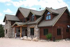 La Maison Pierre Et Bois Superbe Photo De Stone Canyon