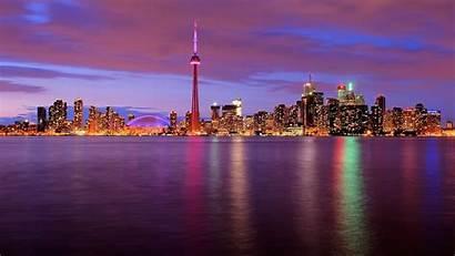 Canada Toronto Wallpapers Ontario Nature Lake Sunrise