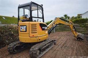 cat machines builder gets on a firm footing with his cat machine