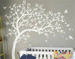 wall decals murals etsy uk With kitchen colors with white cabinets with tree of life wall art decoration