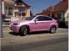 BMW X6 is NotSoPretty in Pink » AutoGuidecom News
