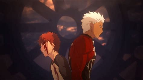historia de archer fate stay night ubw youtube