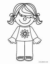 Scout Coloring Pages Printable Daisy Cool2bkids Birthday Template sketch template