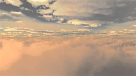 background awan senja youtube
