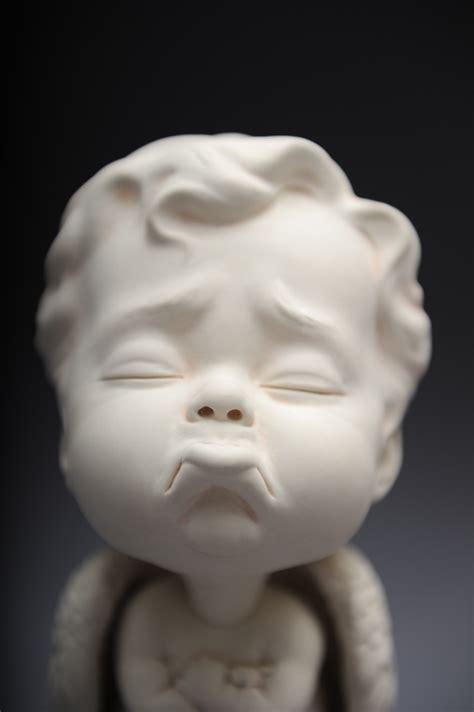 hong kong artist johnson tsangs grotesque  beautiful
