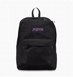 JanSport Superbreak Backpack - Black - Rushfaster.com.au ...  Jansport