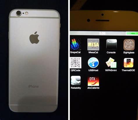 iphone on ebay claimed iphone 6 prototype appears on ebay with bids