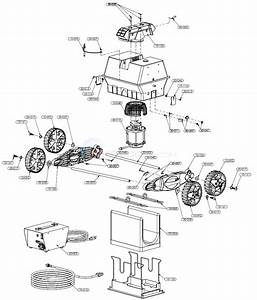 Pool Rover Junior Parts