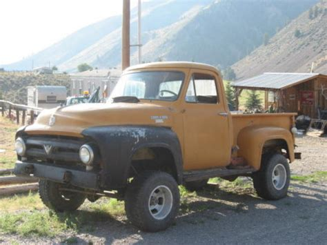 1953 ford f100 4x4 1953 ford f100 4x4 1953 ford
