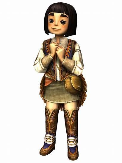 Zelda Twilight Princess Lila Louda Legend Luda