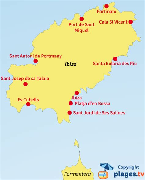 beaches  ibiza island  spain  seaside resorts