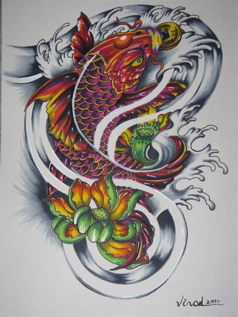 koi fish tattoo design referenced  google images tattoos koi fish tattoo koi tattoo