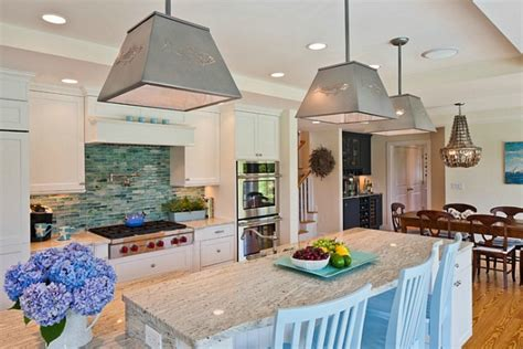 white and turquoise kitchen white and turquoise kitchen cape cod hooked on houses