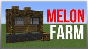 Minecraft 1.11: Redstone Tutorial - BEST Melon/Pumpkin ...