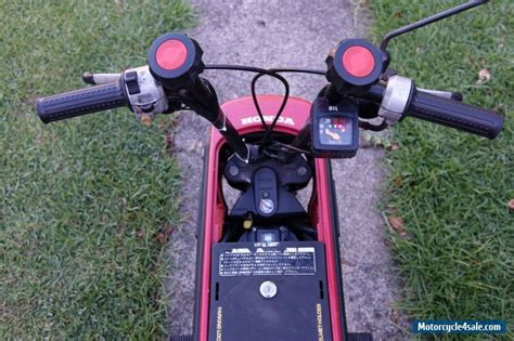 Honda Motocompo   ncz50 for Sale in Australia