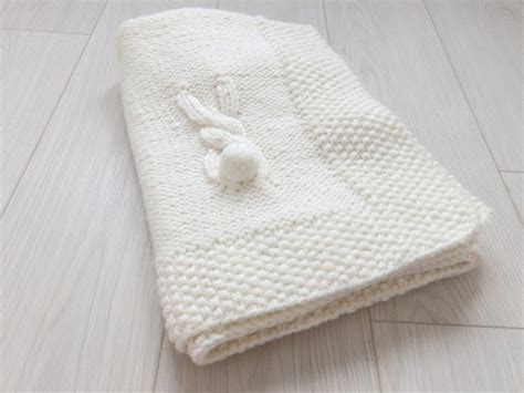 Knitting Pattern Pdf Rabbit's Tail Baby Blanket Blanket Made From Tshirts Crochet Stitch Video Low Voltage Electric Blankets Chinese Silk Vintage Star Wars Make A Baby With Fleece Or Flannel Curing Concrete Purl Bee Hudson Bay