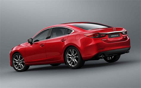 New 2018 Mazda 6 Turbo Redesign, Coupe Changes and Review ...