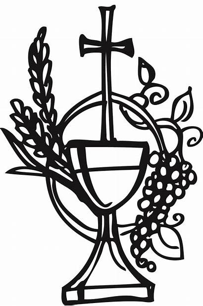 Chalice Clipart Wine Communion Holy Cliparts Clip