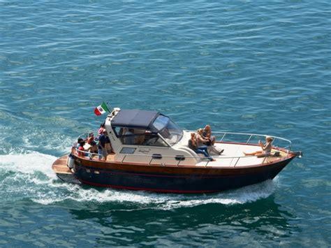 Catamaran Hire Amalfi Coast by Italian Coast Gozza 34 Yacht Rental Motor Boat Rentals