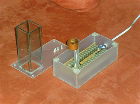 Ozone Generator Low Power Ionizer Circuit