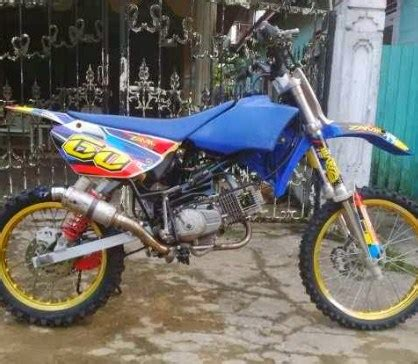 Modifikasi 4tak by Modifikasi Jupiter Z Grasstrack Vps Hosting News