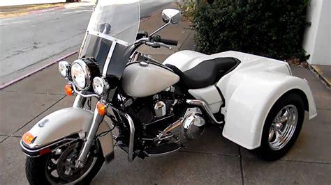 Harley-davidson Police Trike, Ifs Suspension, Air Ride
