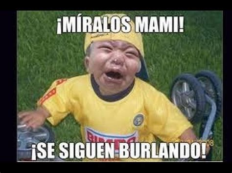 Memes De La America - memes am 233 rica vs pumas 30 08 2014 youtube