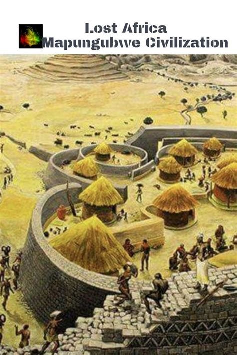 The Lost Ancient City Of Mapungubwe Ancient Mesopotamia