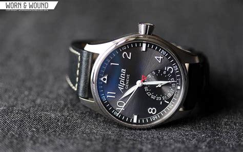 Alpina Startimer Pilot Manufacture Review