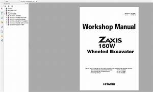 Hitachi Workshop Technical Manual And Wiring Diagram Full